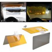 Napellenző és fényszűrő, látássegítő autóba