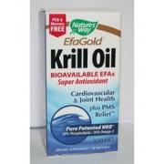 Крил масло (от планктон) Nature's Way 500 мг