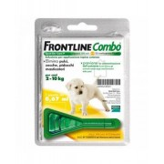 Boehringer Ing.Anim.H.It.Spa Merial Frontline Combo Spot-On Cani 2-10kg 1 Pipetta 0,67ml