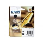 Epson Pack ahorro cartuchos de tinta original EPSON 16XL, Bolígrafo y crucigrama, C13T16314022, T1631