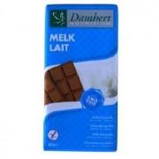 Ciocolata cu lapte fara zahar Damhert 85gr