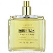 Boucheron Pour Homme тоалетна вода тестер за мъже 100 мл.