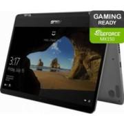 Ultrabook 2in1 Asus ZenBook Flip UX461UN Intel Core Kaby Lake R (8th Gen) i7-8550U 256GB 8GB nVidia MX150 2GB Win10 FHD Bonus Bundle Software + Games