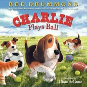 Charlie Plays Ball, Hardcover