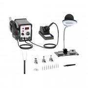 Kit station de soudage - 60 watts - Écran LED + Accessoires