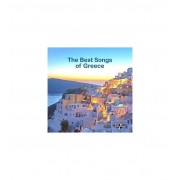 The Athenians,Anna Vissi,George Dalaras - The Best Songs of Greece (CD)