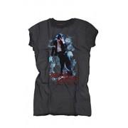 Michael Jackson Portrait T-Shirt damski AV101KOP (szary-wzór)