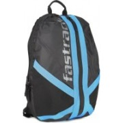 Fastrack 14 inch Laptop Backpack(Blue, Black)