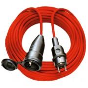Bremaxx hosszabbítókábel IP44 25m piros H05RR-F 3G1,5