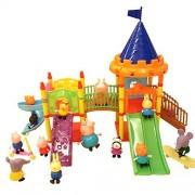 Samanis Peppa Pig Series Of Amusement Park Set