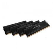 MODULO DDR4 16GB (4X4GB) PC3200 KINGSTON HYPERX