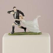 Figurina Tort Comica Rugby. COD F916