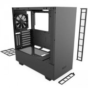 Кутия NZXT H510i Smart Matte Mid-Tower, Black, NZXT-CASE-H510I-B1