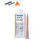 Adeziv rezistent si rapid Weicon Easy-Mix PE-PP 45 bicomponent pe bază de acrilat de metil 38ml