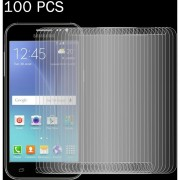 100 PCS Para Samsung Galaxy J2 / J200 0.26mm 9h Dureza Superficial 2.5D A Prueba De Explosion Tempered Glass Screen Film