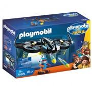 Playmobil Movie, Robotitron cu drona