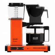 Moccamaster Kaffebryggare Orange