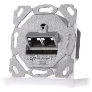 TN-6000TXD EK/0 vk - Anschlussdose Kat6 design 2xRJ45,EK/0-D,vk TN-6000TXD EK/0 vk