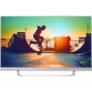 Televizor Philips 49PUS6482/12 UltraHD 4K 123cm Ambilight 3 AndroidTV Argintiu
