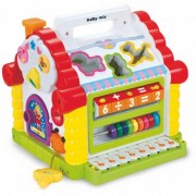 Jucarie educativa Happy House Baby Mix