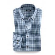 Walbusch Flanell-Hemd Cashmere Blend