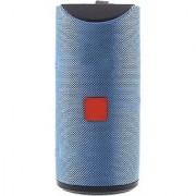 doitshop TG113 Portable Bluetooth 4.0 Speaker with FM/USB/ Micro SD Card/AUX Multimedia Speaker System Super Bass (blue)
