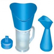 Dr. Yes's All In One Vaporizer and Steamer (Blue)