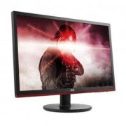 Монитор, AOC G2260VWQ6, 21.5 инча Wide TN LED, 1 ms, 80М:1 DCR, 350 cd/m2, FullHD 1920x1080, HDMI, DP, Black/Red - G2260VWQ6