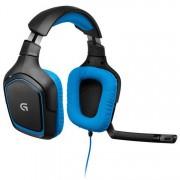 Logitech G430 Headset Gaming Surround Sound 7.1