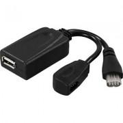 Deltaco USB-adapter för Deltaco universalladdare