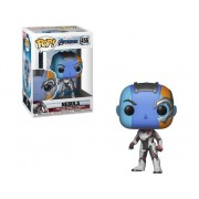 MARVEL Figura FUNKO Pop Marvel Avengers Endgame Nebula Team Suit