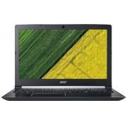"Laptop Acer Aspire 5 A515-51G (Procesor Intel® Core™ i3-6006U (3M Cache, up to 2.00 GHz), Sky Lake, 15.6""FHD, 4GB, 1TB HDD @5400RPM, nVidia GeForce MX130 @2GB, Wireless AC, Linux, Argintiu)"