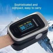 MedDay® Pulzný oximeter - SpO2, PR, PI, RR