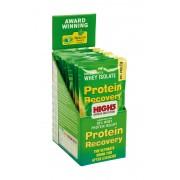 High5 Protein Recovery Sportvoeding met basisprijs Banana-Vanilla 9 x 60g groen/wit 2018 Sportvoeding