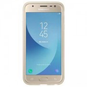 Калъф Samsung J330 Jelly Cover Gold, EF-AJ330TFEGWW