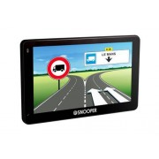 """Snooper PL2200 Fisso 4.3"""" LCD 135g Nero navigatore"""