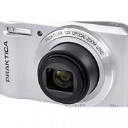 Praktica Digital Camera Luxmedia Z212 20 Megapixel Silver