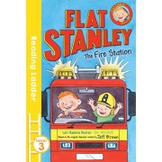 Flat Stanley and the Fire Station, Paperback/Jeff Brown