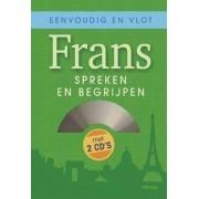 Deltas Eenvoudig en vlot Frans leren spreken en begrijpen (Boek + Audio CD's )