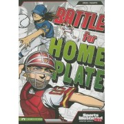 Battle for Home Plate, Paperback