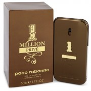 1 Million Prive Eau De Parfum Spray By Paco Rabanne 1.7 oz Eau De Parfum Spray