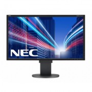 NEC 24'' MS EA244WMi bk IPS, W-LED, DVI, czarny