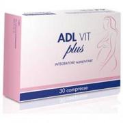 Adl Farmaceutici Srl Adl Vit Plus 30 Compresse