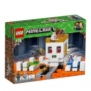 LEGO Minecraft de schedelarena 21145