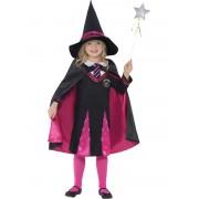 Costum Halloween copii vrajitoare Schoolgirl