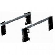 Techly Coppia guide telescopiche 500 mm per chassis a rack