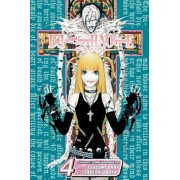 Death Note, Volume 4, Paperback