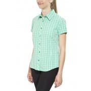 Columbia Surviv-Elle II t-shirt Dames wit/turquoise M 2016 Overhemden korte mouw