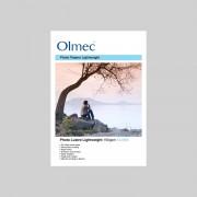"OLM68 HARTIE FOTO LUSTRE OLMEC 190g/100 COLI 24"""
