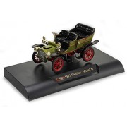 1907 Cadillac Model M, Green Signature Models 32360 1/32 Scale Diecast Model Toy Car
